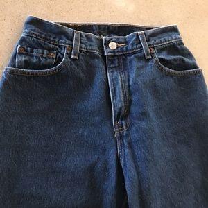 Levis women jeans size 8 p